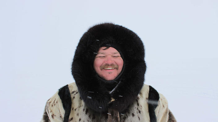Matty Matheson in the Arctic