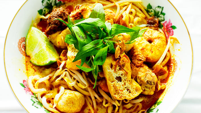 Think You Know Laksa Think Again Sbs Food