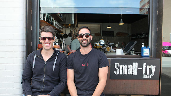 Andy and Ben met on the set of MasterChef Australia in 2014 and hit it off instantly.
