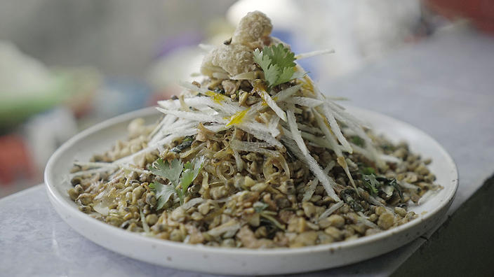 Baby clams with glass noodles   Vietnamese recipes   SBS Food