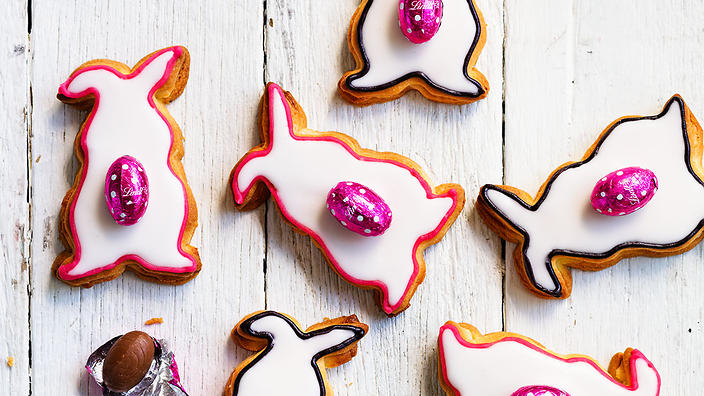 Go beyond the egg with these diy easter gifts sbs food maltese easter biscuits figolli negle Choice Image