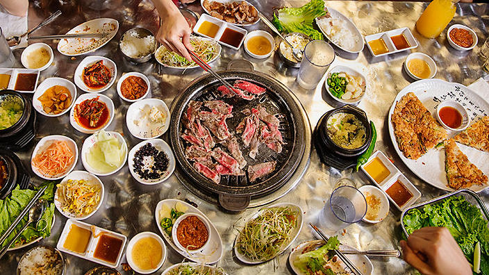 How To Take A Backyard Barbecue To The Dining Table Sbs Food