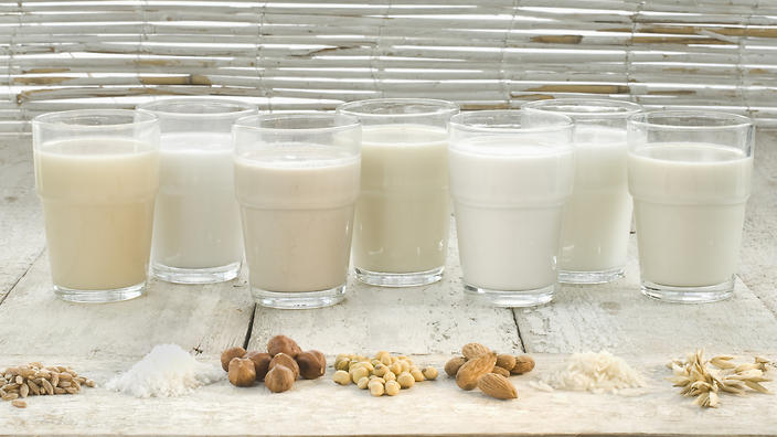 How well do cow's milk alternatives fare compared to the ...