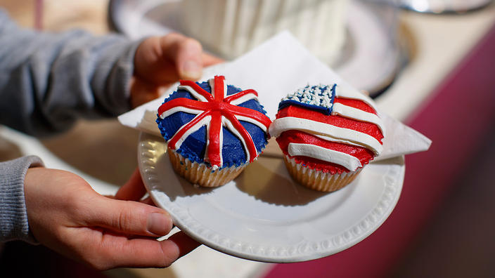 Whats On Your Royal Wedding Themed Party Menu