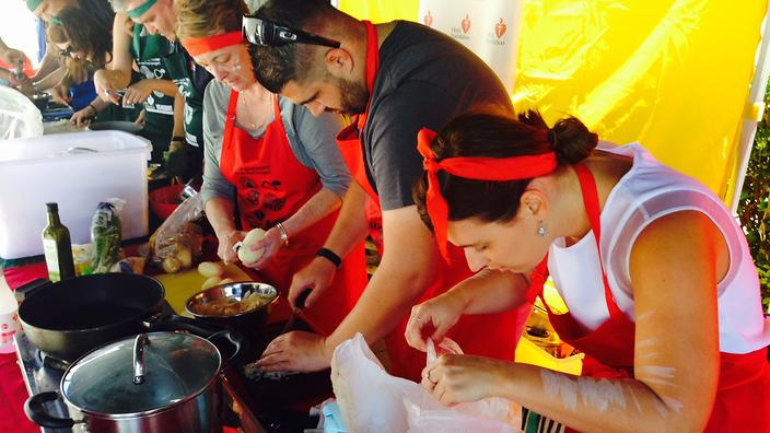 Five cooking programs changing the lives of vulnerable Australians