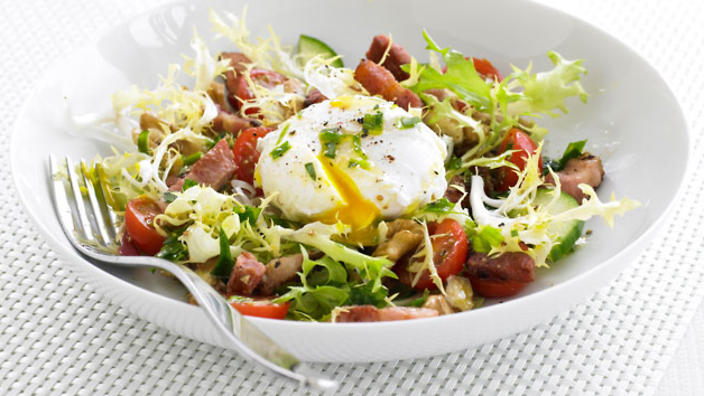 Image result for Salade lyonnaise