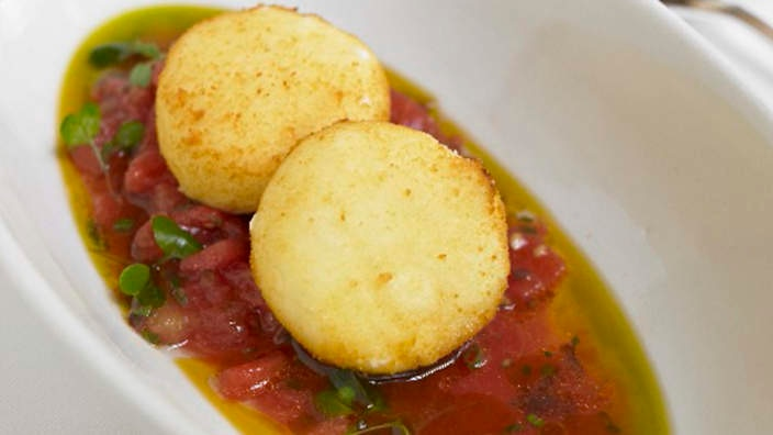 Fried Risotto Cakes Food Network