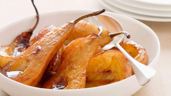 America S Test Kitchen Baked Pears