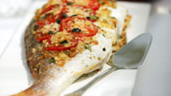 Food Network Baked Fish