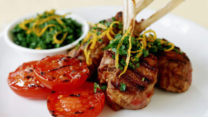 how to slow cook lamb chops in the oven