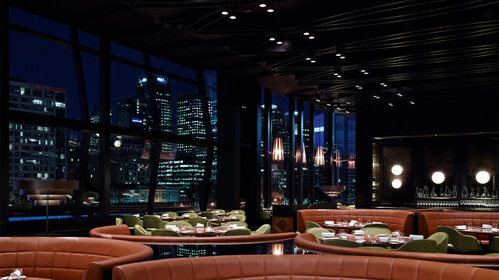 Restaurants it 39 s time for dinner sbs food for Best private dining rooms in melbourne