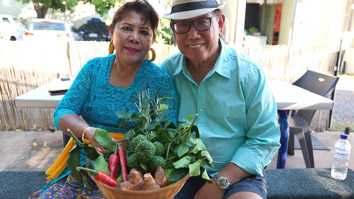 Amyethe Laksa Queen with Jimmy Shu