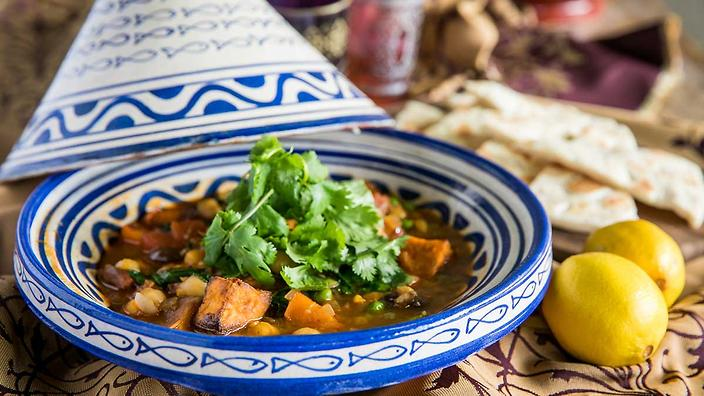 Unique couscous and a love of sharing australia gets a taste for mcas cafe menu now has an algerian slant forumfinder Images