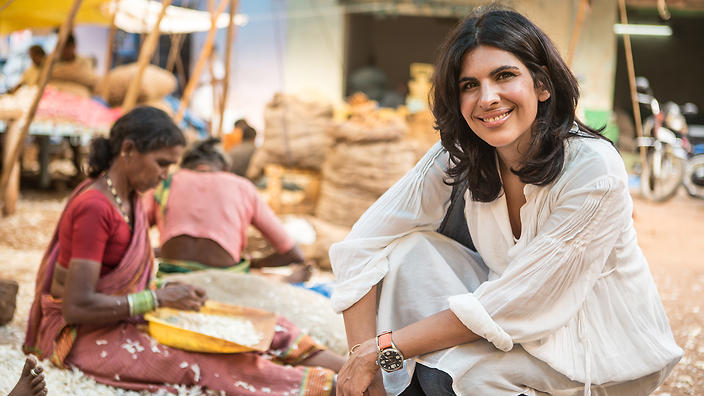 The secrets to making great indian food sbs food the secrets to making great indian food food writer and tv chef anjum anand is on a mission to change perceptions of indian food and show people just how forumfinder Gallery