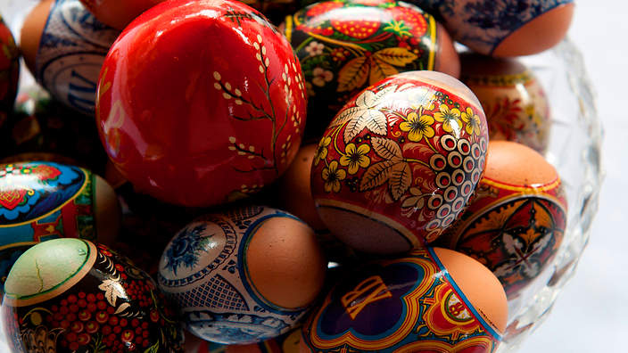 The ultimate Russian Orthodox Easter menu | Paskha recipes