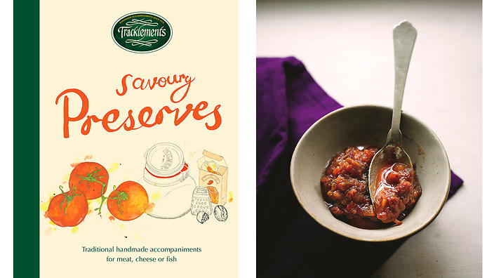 Savoury Preserves cover duo