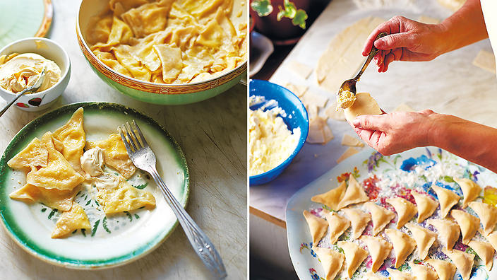 Recipes For Your Eurovision Party Sbs Food
