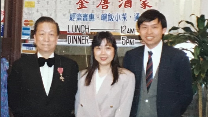 The Wongs (right) opened the Golden Century in 1989.