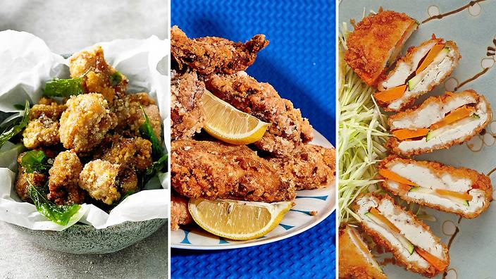 which crunchy fried chicken gets your vote sbs food