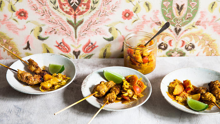 Malaysian vegetable acar pickle recipes sbs food forumfinder Images