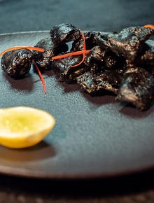 Squid ink recipes and Squid ink food : SBS Food