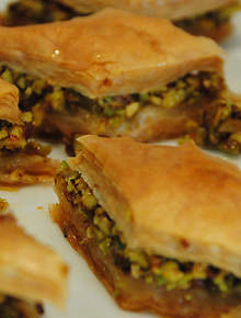 Syrian Recipes And Syrian Food Sbs Food