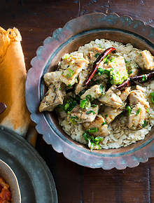 Nepalese recipes and nepalese food sbs food nepali style chicken barbecue forumfinder Image collections