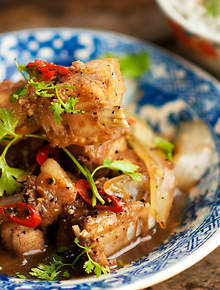 Luke nguyens memories of vietnam recipes and luke nguyens pork forumfinder Image collections