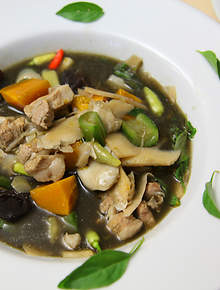 Lao recipes and lao food sbs food bamboo and yanang soup forumfinder Image collections