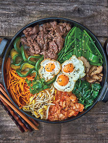 Quick and easy south korean recipes