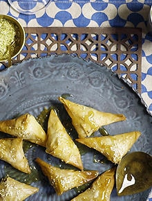 Moroccan recipes and moroccan food sbs food moroccan briouats forumfinder Images