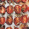 Preserved roasted tomatoes