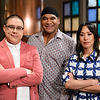 The judges - The Chefs' Line
