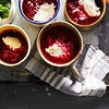 Beetroot and bacon soup