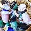 Pottery for the Planet coffee cups