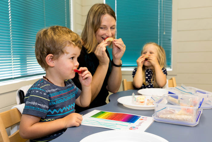 The Truth About Fussy Eaters