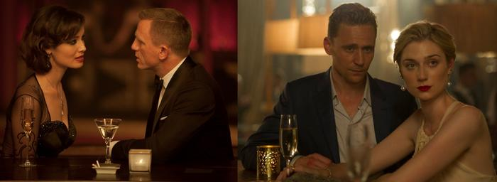 Berenice Marlohe and Daniel Craig star in Metro-Goldwyn-Mayer Pictures/Columbia Pictures/EON Productions  action adventure SKYFALL.