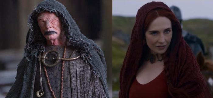 The Seer vs Melisandre