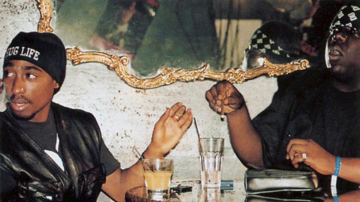 Biggie Smalls, The Notorious BIG, Tupac