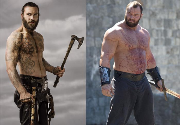 Duke Rollo vs The Mountain that Rides