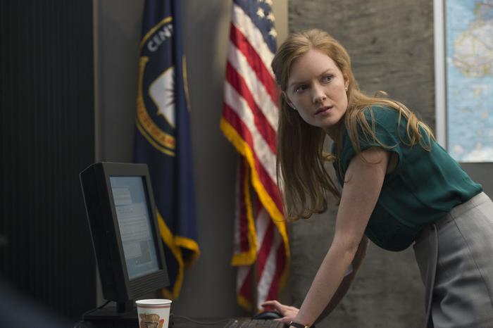 Zero Dark thirtysomething: which portrayal of a red-haired CIA agent should you believe in?