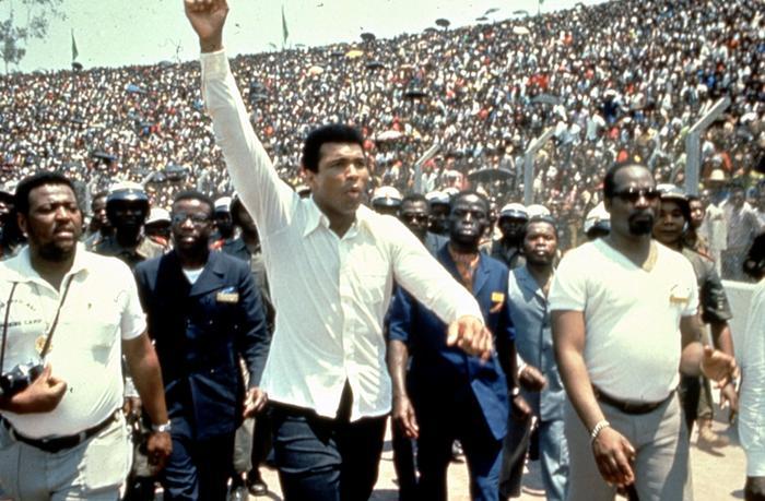 When We Were Kings Muhammad Ali