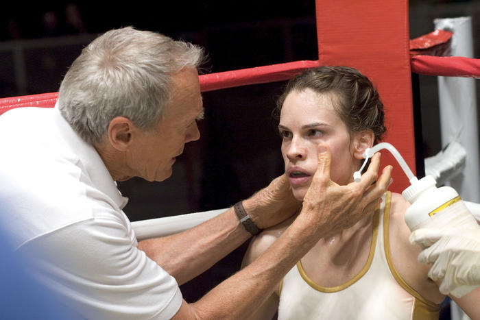 million dollar baby tragedy The purse, which they will split fifty-fifty, is a million dollars, and because maggie  is the real draw, she is a million dollar baby  feels is mercy by disconnecting  her breathing tube, and giving her a shot to ease her into death.