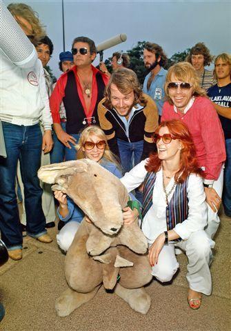 ABBA Australia 1977
