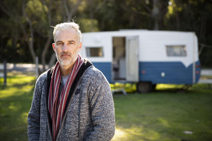Filthy Rich and Homeless Andrew Rochford