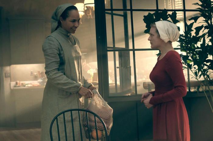 The Handmaid's Tale Martha