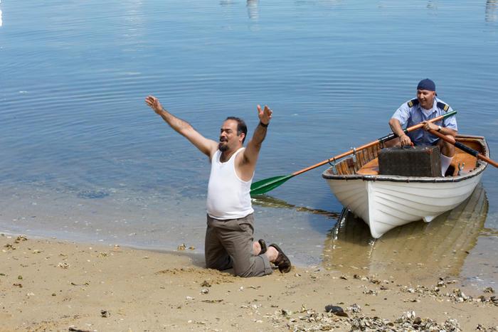 here come the habibs boat people joke