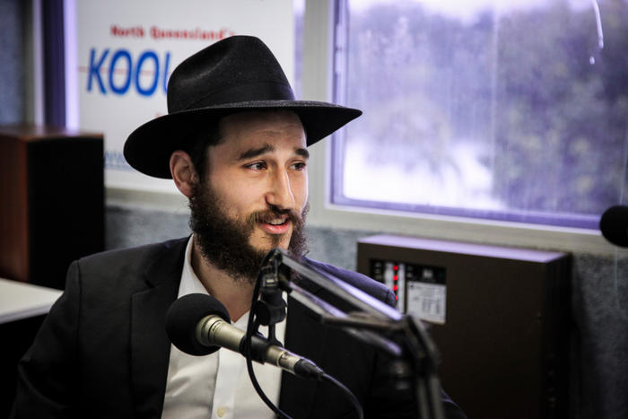 Outback Rabbis Ari