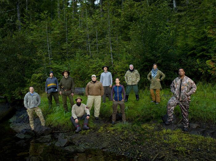Alone - season 3 cast