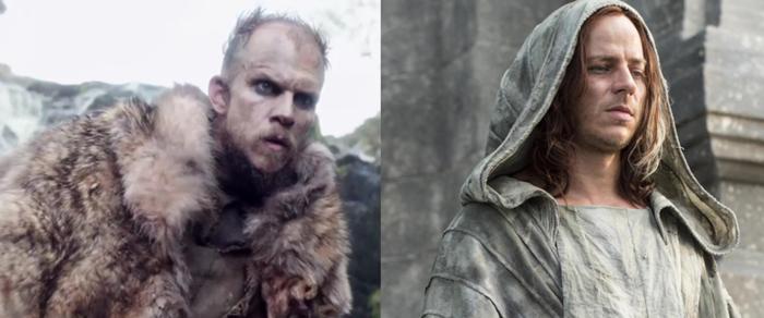 Floki vs Jaqen H'ghar